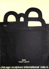 Eduardo Chillida: Chicago, 1983
