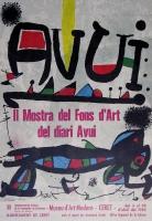 Joan Miró: Avui, 1985