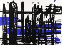 Egon Neubauer: Galerie Brusberg, 1958 (1)