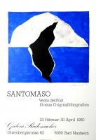 Giuseppe Santomaso: Galerie Rademacher, 1980