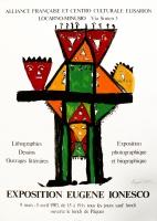 Eugène Ionesco: Locarno, 1983