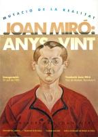 Joan Miró: Fundació Miró, 1983