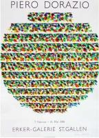 Piero Dorazio: Erker Galerie, 1981 (1)