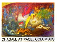 Marc Chagall: Pace Gallery, 1977
