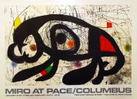 Joan Miró: Pace Gallery (1), 1979