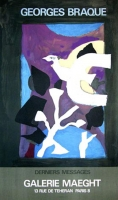 Georges Braque: Galerie Maeght 1967