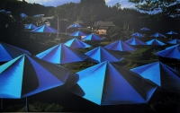 Christo: The Umbrellas, Japan - USA 1991 (2)