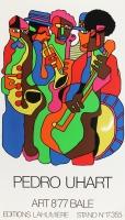 Pedro Uhart: Art Basel, 1977