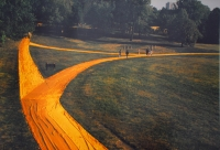 Christo: Wrapped Walk Ways, 1977