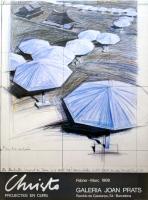 Christo: Galerie Joan Prats, 1986