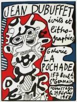 Jean Dubuffet: Galerie La Pochade, 1968