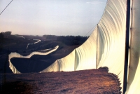 Christo: Running Fence, 1976