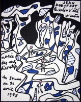 Jean Dubuffet: Musée des Arts Decoratifs, 1978