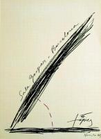 Antoni Tàpies: Sala Gaspar, 1969