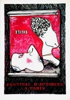 Jasper Johns: Festival DAutomne, 1991