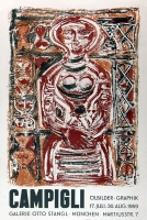 Massimo Campigli: Galerie Stangl, 1959