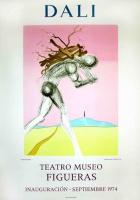 Salvador Dali: Issachar, Teatro Museo Figueras, 1974