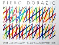 Piero Dorazio: Parade, 1985