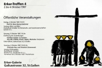 Eugène Ionesco: Erker-Treffen 4, 1987
