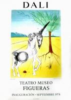 Salvador Dali: Joseph, Teatro Museo Figueras, 1974