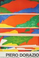 Piero Dorazio: Galerie im Erker, 1970 (1)