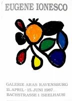 Eugène Ionesco: Galerie Aras, 1987