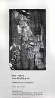 Hans Hartung: Galerie Biedermann, 1975