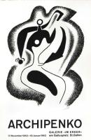 Alexander Archipenko: Galerie im Erker, 1963