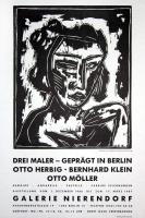 Bernhard Klein: Galerie Nierendorf, 1987