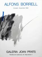 Alfons Borrell: Galerie Joan Prats, 1982