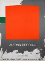 Alfons Borrell: Galerie Joan Prats, 1990 (1)