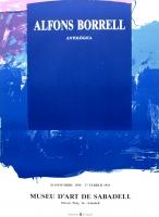 Alfons Borrell: Galerie Joan Prats, 1990 (2)