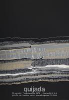 Robert Quijada: Galerie Van der Voort, 1973