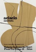 Acrisclo Manzano: Galerie Van der Voort, 1978
