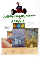 Robert Rauschenberg: Im Städel, 1981