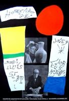 Joan Miró: Homenatge a Sert i Artigas, 1972