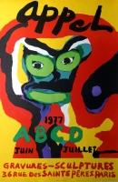 Karel Appel: Galerie ABCD, 1977