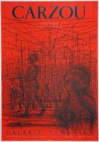 Jean Carzou: Galerie Tamenaga, 1973
