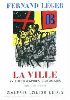 Fernand Léger: Galerie Louise Leiris, 1959