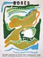 Francesco Borès: Galerie Viland Galanis, 1964