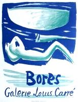 Francesco Borès: Galerie Louis Caré, 1956