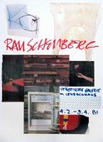 Robert Rauschenberg: Städtische Galerie im Lenbachhaus, 1981
