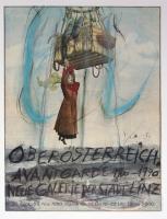 Arnulf Rainer: Neue Galerie der Stadt Linz, 1990