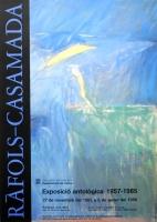 Albert Ràfols-Casamada: Funcació Joan Miró, 1985
