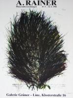 Arnulf Rainer: Galerie Grüner, 1986