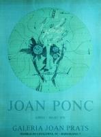 Joan Ponc: Galeria Joan Prats, 1978