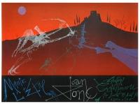 Joan Ponc: Castellnou, 1978