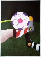 Fritz Genkinger: Galerie Brusberg, 1970 (2)