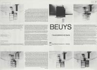 Joseph Beuys: Transsibirische Bahn 1970