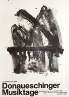 Antoni Tàpies: Donaueschingen, 1968